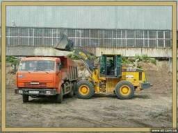 Уборка строительного мусора Киев.