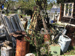Уборка территории вывоз мусора