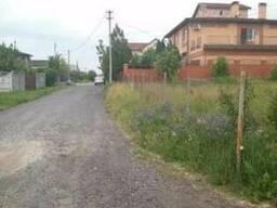 Участок 15 соток в Дергачах, коттеджном районе