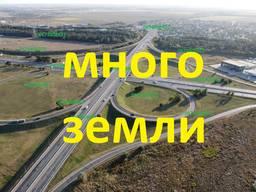 Участок 3.55 Гектар. Окружная дорога Клеверный мост