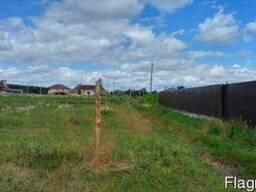 Участок под индивидуальную застройку 20 км от Киева