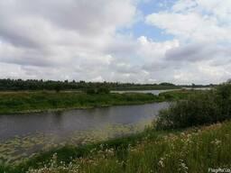 Участок под застройку с. Зазимье в 50 метрах от речки Десна