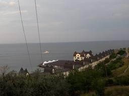 Участок ул. Дача Ковалевского (район пляжа монастыря)