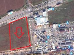 Участок земли возле рынка 7 километр