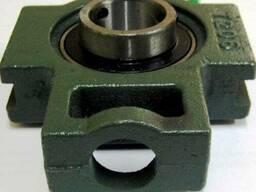 UCT206 Подшипник в корпусе под вал 30 мм - фото 1