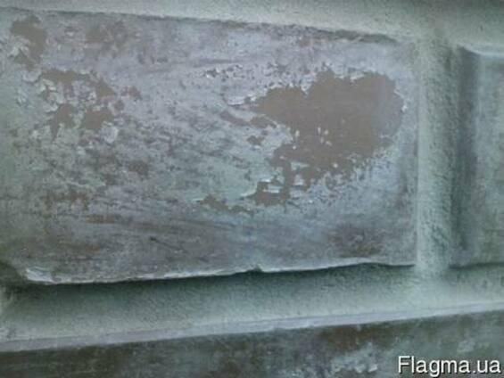 Удаление чистка лака, клея с гранита, мрамора, кирпича