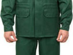 Куртка 'Специалист' цвет зеленый