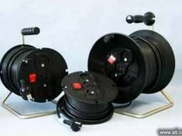 Удлинитель на катушке 50м (2х2,5мм) 5 кВт
