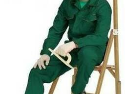Удобный зеленый рабочий