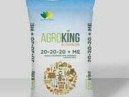 Удобрение Agroking 20-20-20 ME