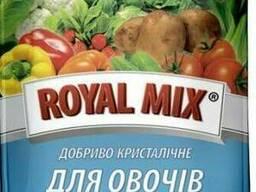 Удобрение Royal Mix cristal-drip для овощей, 20 г