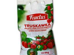 Удобрения для клубники Fructus (Польша) 5 кг.