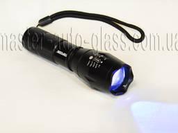 УФ фонарик для фотополимеризации полимера