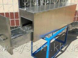 УФ стерилізатор банок лоточного типу ОБП21.0436