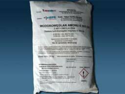 Углеаммонийная соль(аммоний двууглекислый,бикарбонат аммония