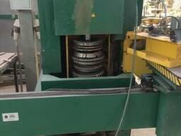 Угловой центр для производства деревянных евро окон