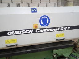 Угловой центр Gubisch Centromat CW2