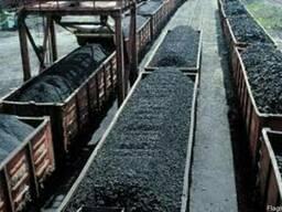 Уголь антрацит в мешках навалом
