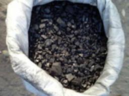 Уголь Антрацит Орех (50КГ) Уголь ДГ фр.50-200 крупный