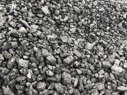 Уголь Антрацит, высокого качества, с доставкой
