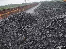 Уголь ДГр 0-200 60 % куска