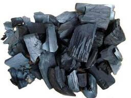 Уголь древесный, charcoal