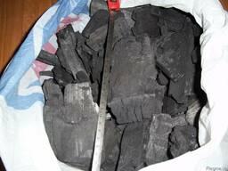 Уголь древесный на экспорт и по Украине