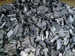 Древесный уголь из твёрдых пород!Экспорт и по Украине!