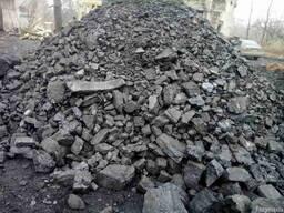 Уголь курной для населения
