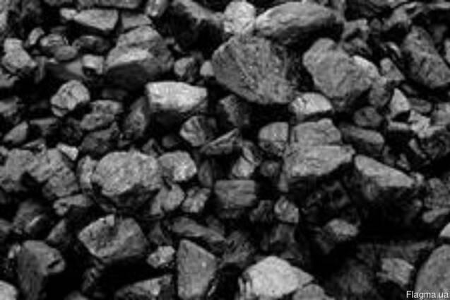 Уголь марки Дг (13-25) зола до 10%, фабрика
