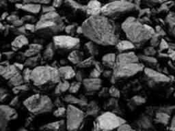 Уголь марки Дг (13-25) зола до 10%, фабрика - фото 1
