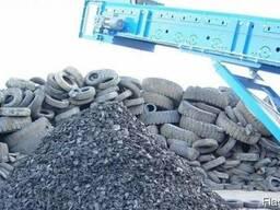Уголь пиролизный, технический углерод,