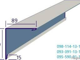 Угол размеры, Оцинкованный Угол внешний Размер, Размер угла