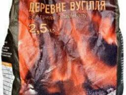 Уголь Украина древесный 1,5кг