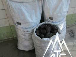 Уголь казахский в мешках (фасованный)