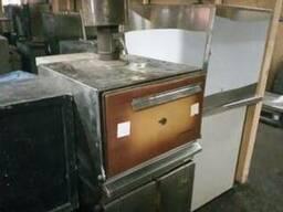 Угольная печь, дровяная печь, испанский хоспер, хоспер с под