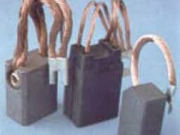 Угольные щетки ЭГ,МГ,МГСО,МГС,Эг61А,61 и щеткодержатели