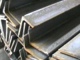 Уголок 160х100х10 сталь 09Г2С