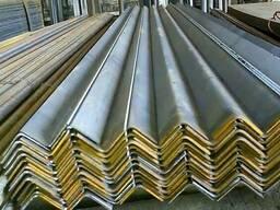 Уголок 50х50х5 стальной ГОСТ 8509 оптом и в розницу