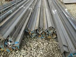 Уголок 63х63х5 стальной ГОСТ 8509 цена за киллограм