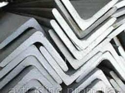 Уголок 125х125х12, сталь 3, сталь 09Г2С, равнополочный, мера