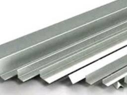 Уголок алюминиевый 40х20х2, 0мм