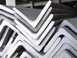 Алюминиевый профиль уголок 100x100x4 анодированный