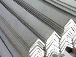 Уголок алюминиевый 25x25x1,5мм АД31