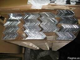 Уголок алюмінієвий 10х10х2