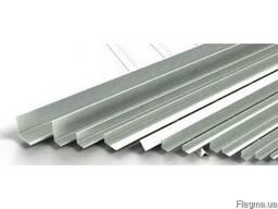 Уголок алюминиевый 10х10х1 АД31 Т5