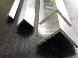 Уголок алюминиевый 10х10х1/AS AД31 Т5