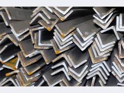 Уголок стальной равнополочный 50х50х4 пр, гост, цена, купить