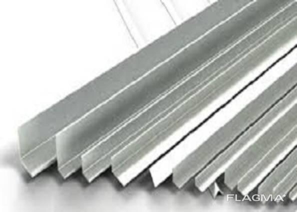 Уголок алюминиевый АМГ2 ПР 100-7 25х25х2