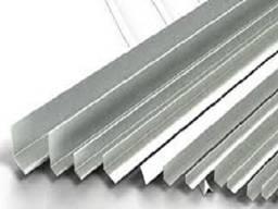 Уголок алюминиевый 25х25х1. 5 мм АД31Т5 без покрытия